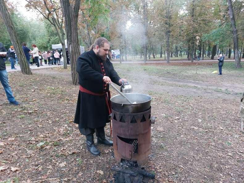 «Українське реєстрове козацтво» на Громадському пікніку