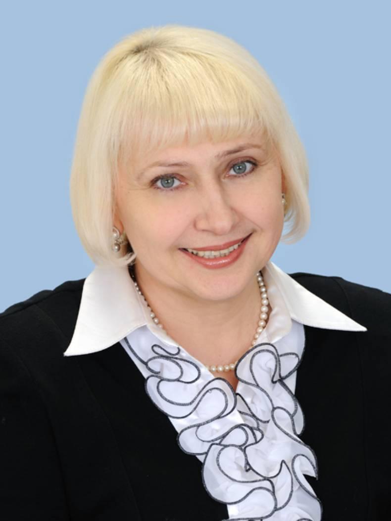 Вікторія Калініна, депутатка Краматорської міської ради