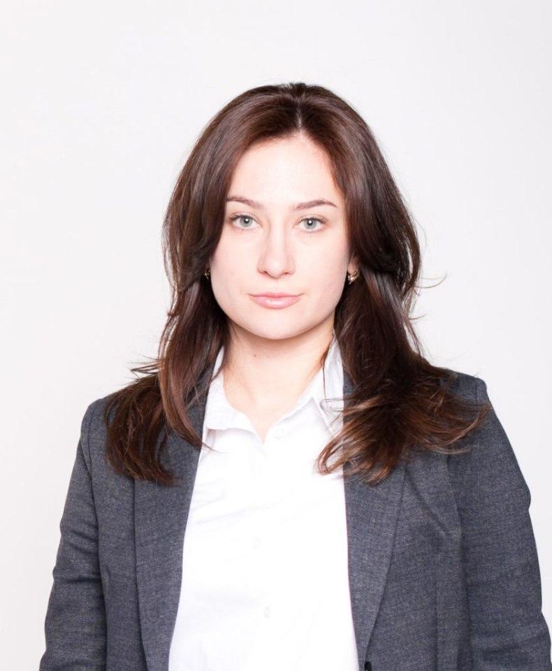 Аліна Коваленко, депутатка Краматорської міської ради