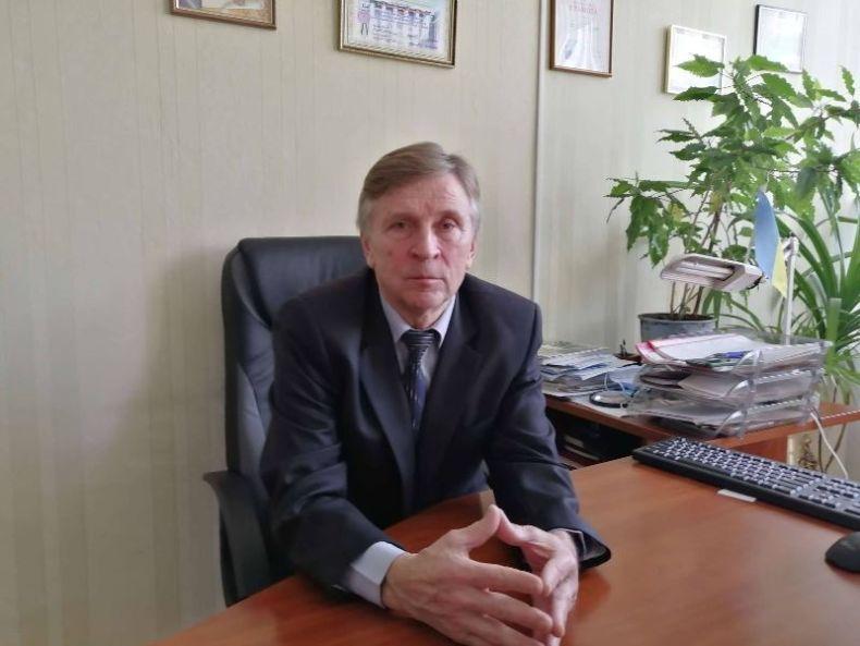 Микола Коваленко, директор ЗЗСО 5