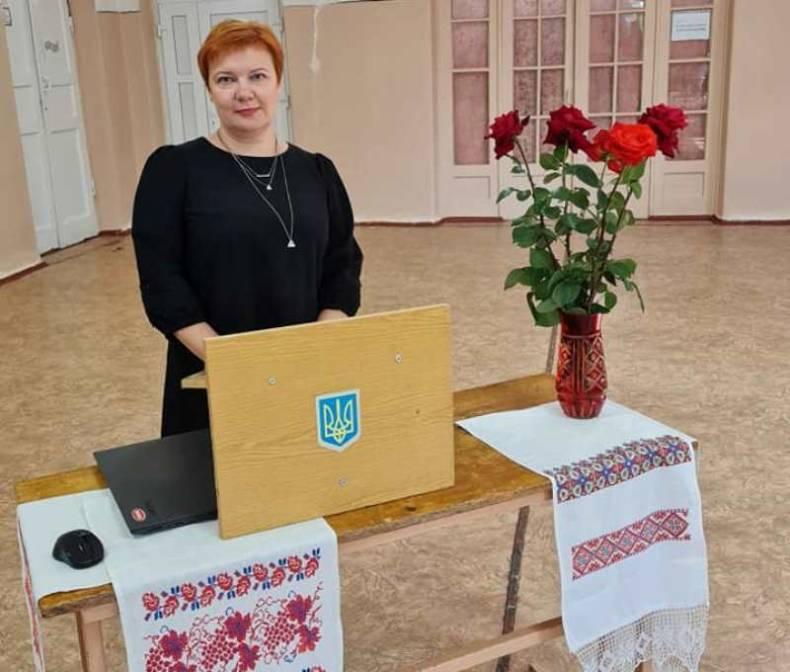 Олена Пихтелькова, директорка ЗЗСО 20