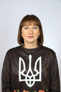 Ангеліна Шостак, депутатка Краматорської міської ради