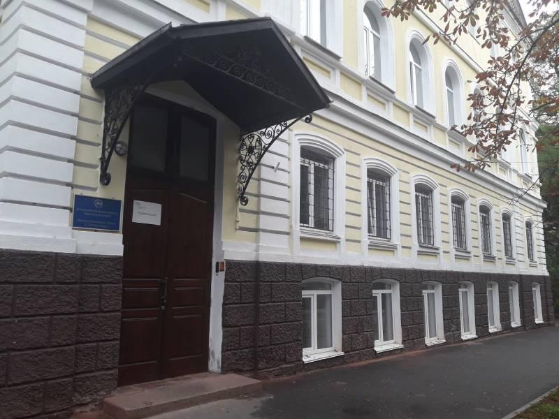 Будівля Чернігівського бізнес-хабу