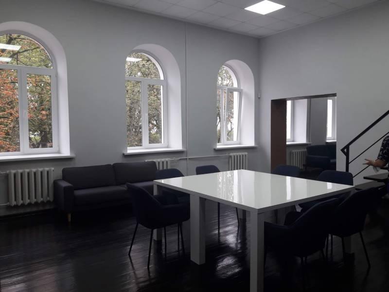 Зона для проведення переговорів Чернігівського бізнес-хабу