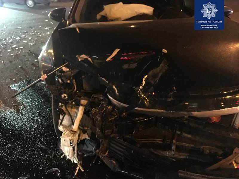 Пошкодження Toyota Camry