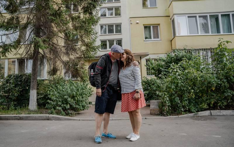 Подружжя Олександра та Зори Карабіненків мають четверо дітей