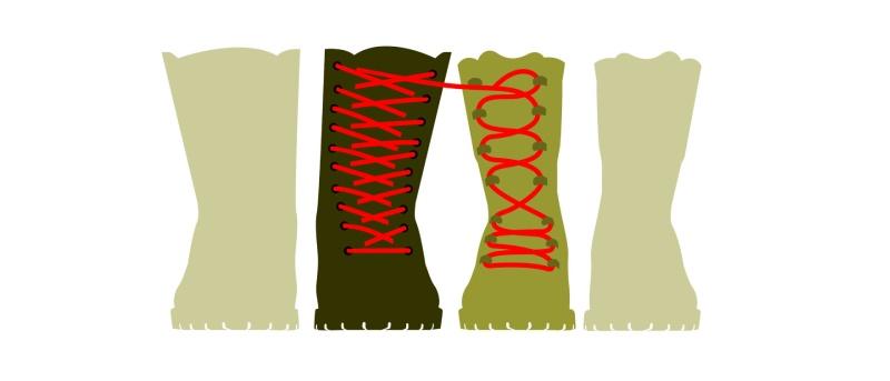 Військові чоботи