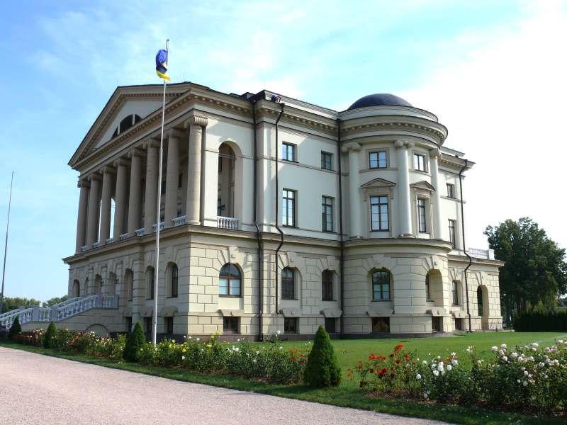 Палац гетьмана Розумовського
