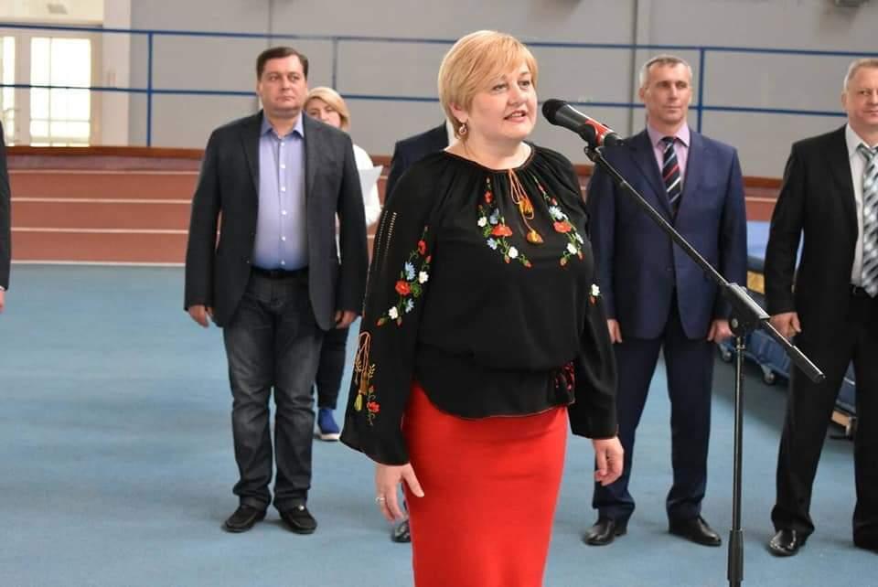Тетяна Савченко, заступник міського голови