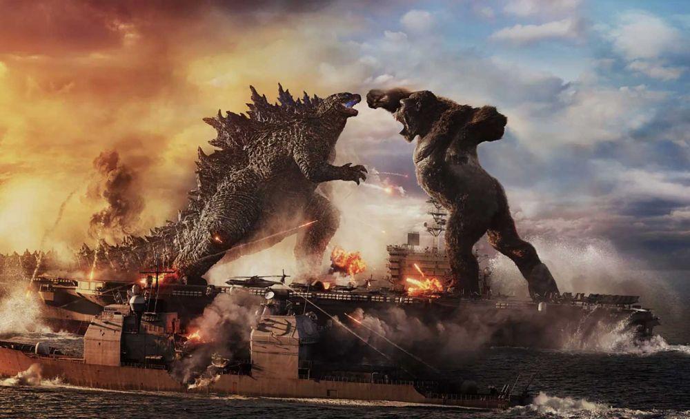 Фильм «Годзилла против Конга», кадр 1