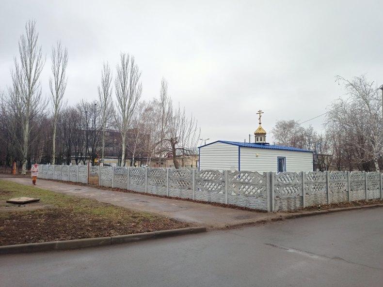 Церковь ПЦУ по улице Юбилейной