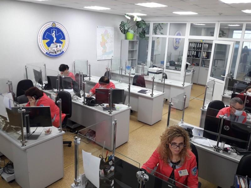 Контактний центр ОЦЕМД та МК