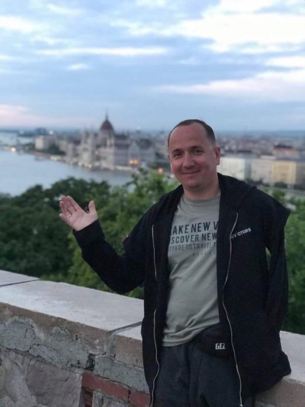 Сергій Храпко про психологічну реабілітацію у подорожах