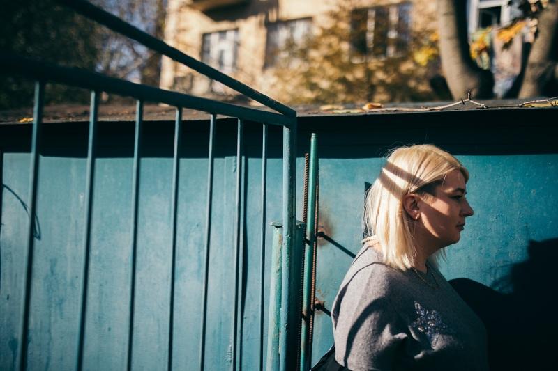 Вероніка Арістова звільнилася зі служби через стан здоров'я