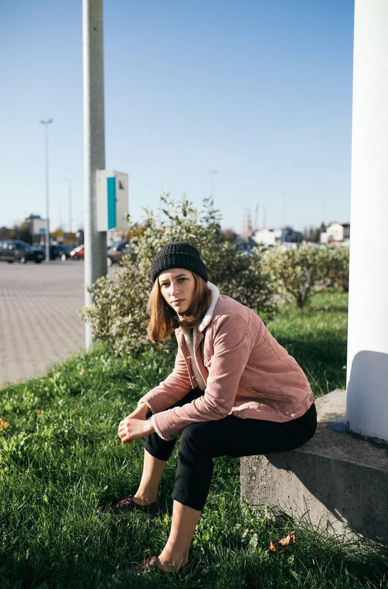 Юлія Філіповіч, колишня військовослужбовиця, потрапила на передову з Майдану