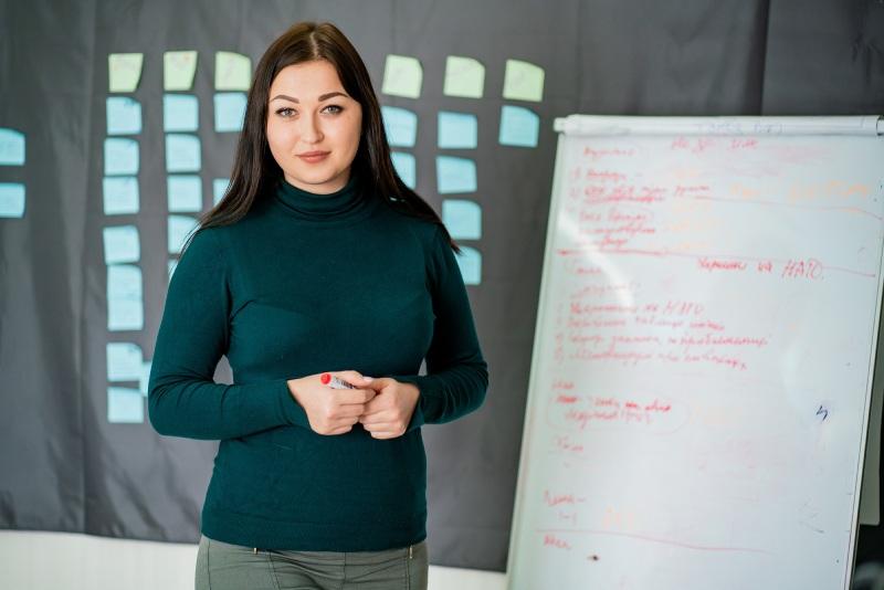 Юлія Кіріллова, колишня війсковослужбовиця