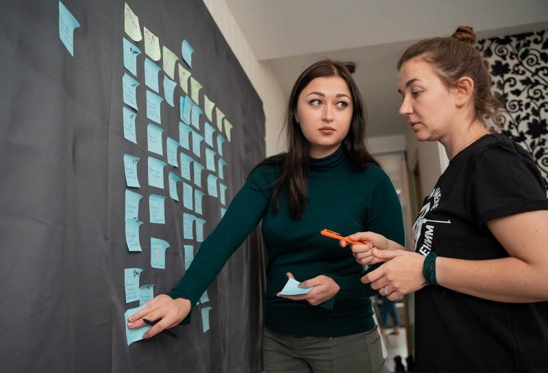 Юлія Кіріллова організовує курси перекваліфікації для ветеранок