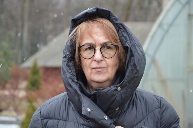 Татьяна Вернигора, директор краматорского Центра социально-психологической реабилитации детей