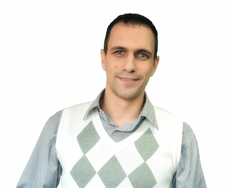 """Андрей Толмачев, автор проекта """"Спортплащадка в Старом городе"""""""