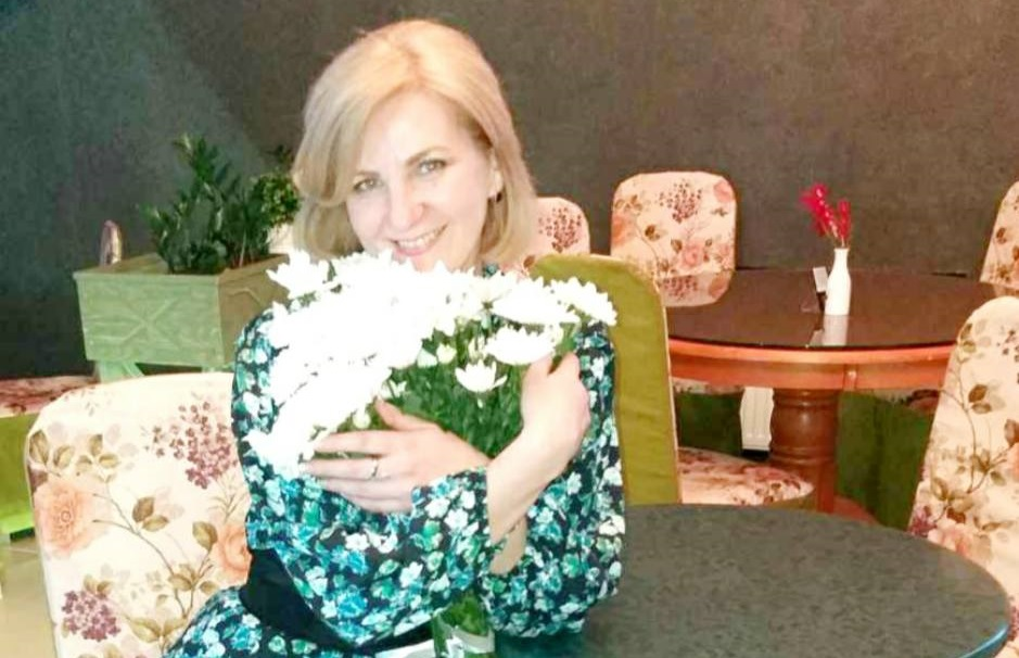 "Анна Склярова, автор проекта ""Красота на Дворцовой"""