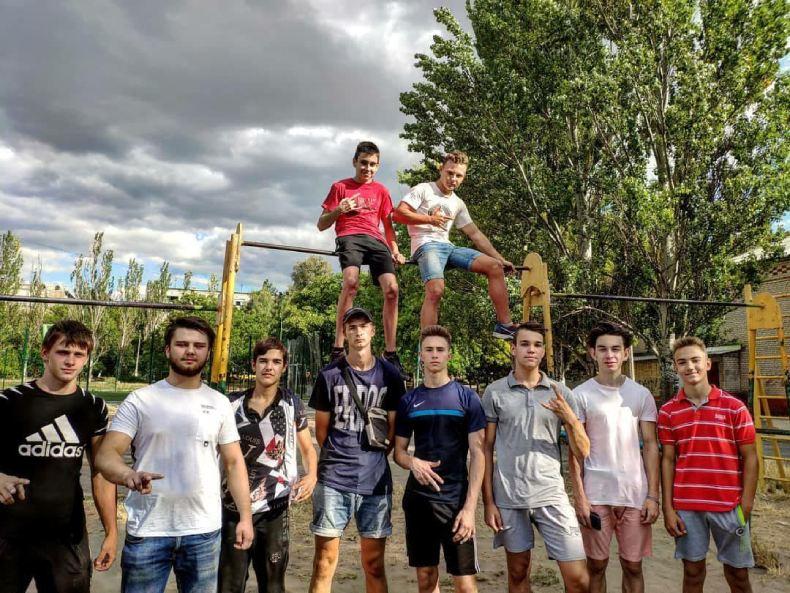 """Проект """"Создание спортивной площадки для занятий воркаутом (уличной гимнастикой)"""""""