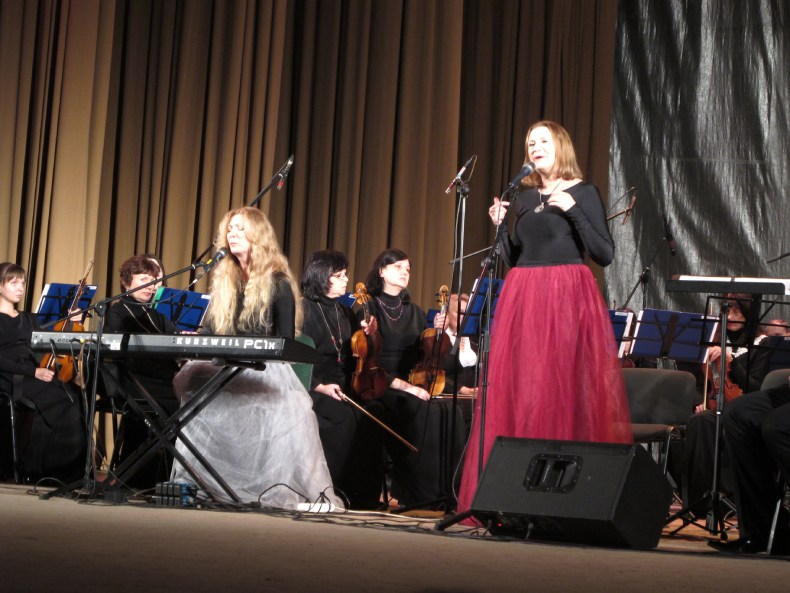 Сестри Тельнюк, фестиваль Кальміюс