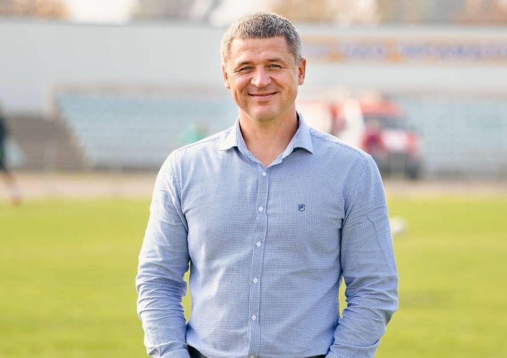 Андрій Безсонний, заступник міського голови