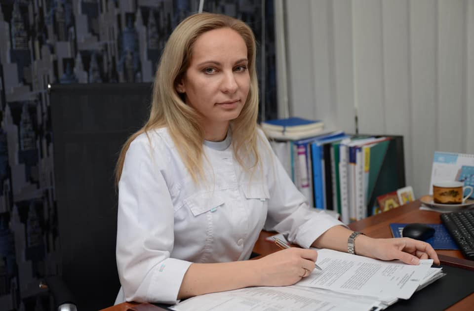 Олена Катальнікова, заступник міського голови