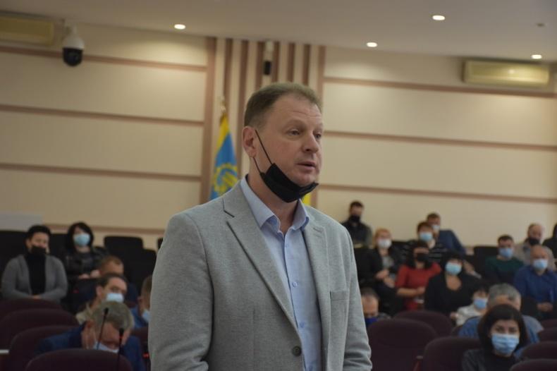 Андрій Литвиненко, начальник управління житлово-комунального господарства