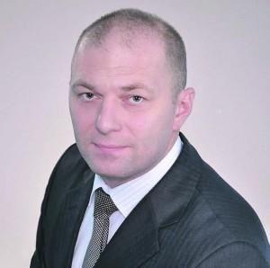 Сергій Смирнов, заступник міського голови