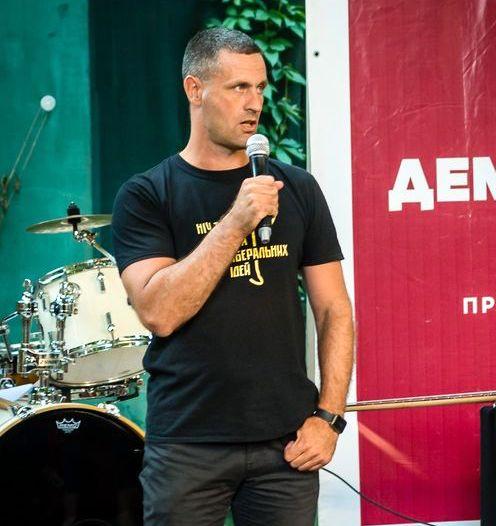 Юрий Трембач выборы