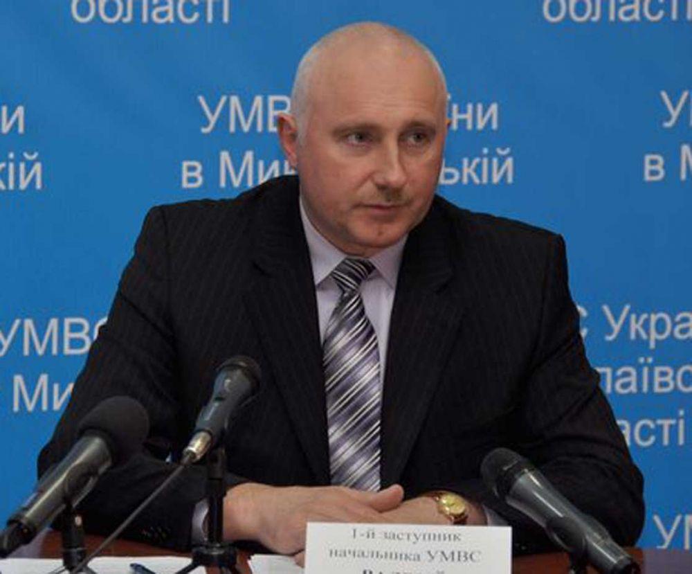 Валерій Радченко, заступник міського голови