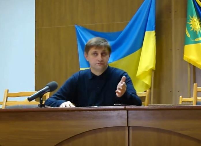 Роман Зенов, заступник міського голови