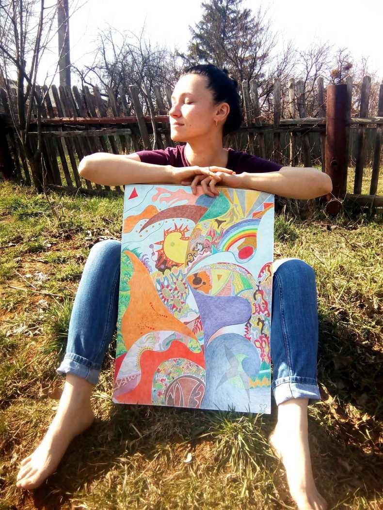 Марія Козиренко, поетеса