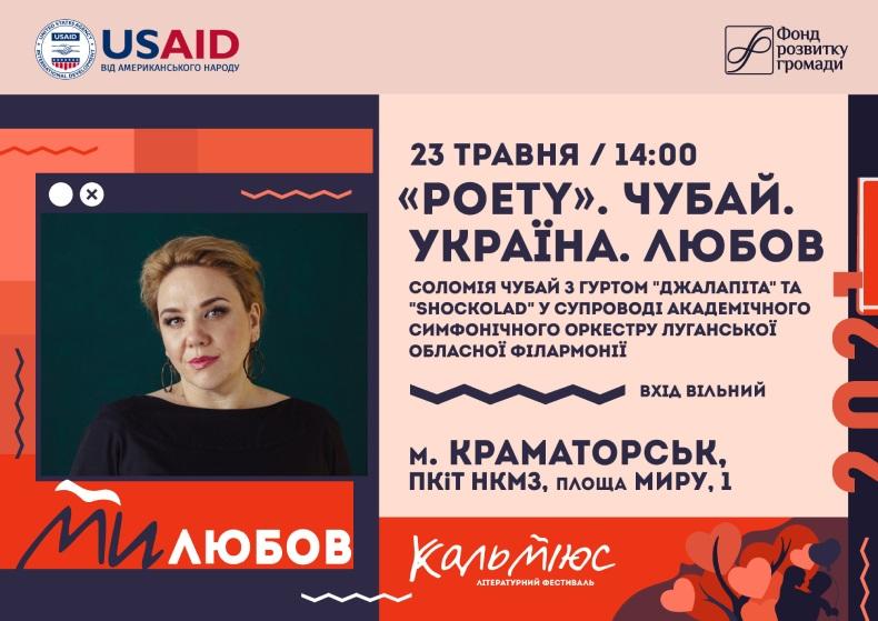 Соломія Чубай, музикантка
