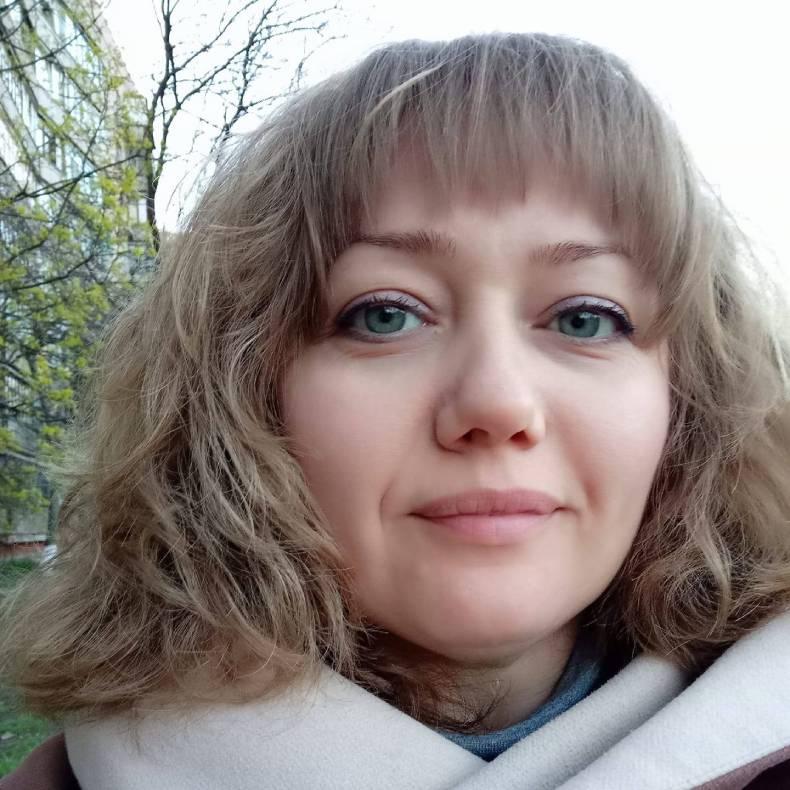 Юлія Гур'єва, поетеса