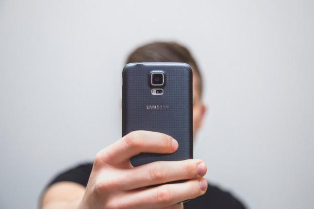selfi-smartfon