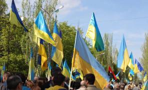 prapor-ukrayini-flag-ukrainy-xoda-mars