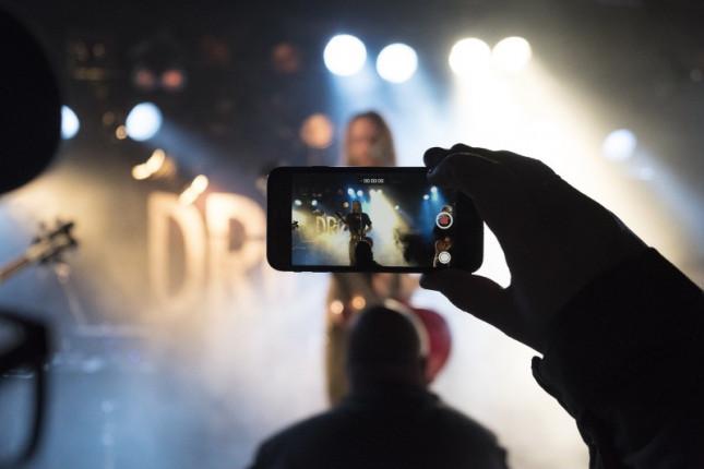 koncert-smartfon