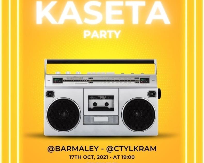 """""""Kaseta Party"""" вечірка 90-х років"""