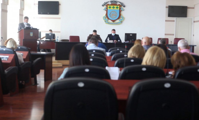 депутаты сессия