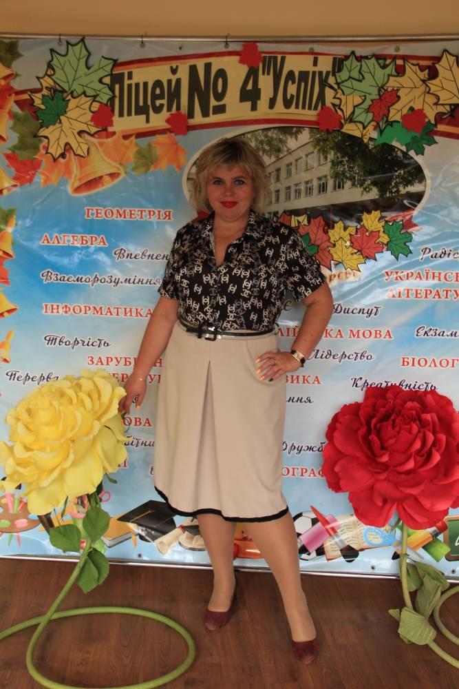 Олена Саєнко